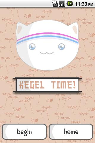 Kegel Kat Free - screenshot