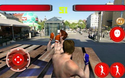 Boxing Street Fighter v1.8