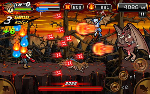 Devil Ninja 2 2.9.4 screenshots 12