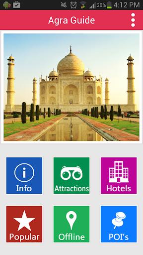 Agra Offline Guide