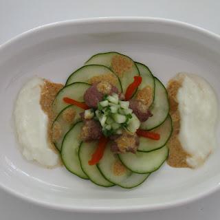 World Cup Cucumber & Lamb Sosatie Recipe