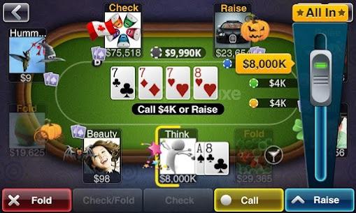 Texas HoldEm Poker Deluxe Pro 3