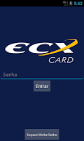 Screenshot of ECX Card