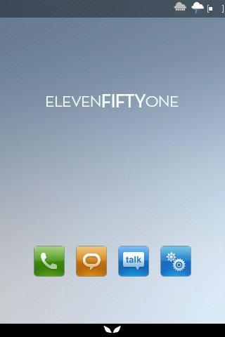 Cloudy Transparent (Donate)- screenshot