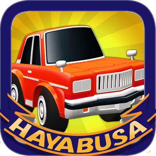 赛车游戏のHi Speed Cars LOGO-記事Game