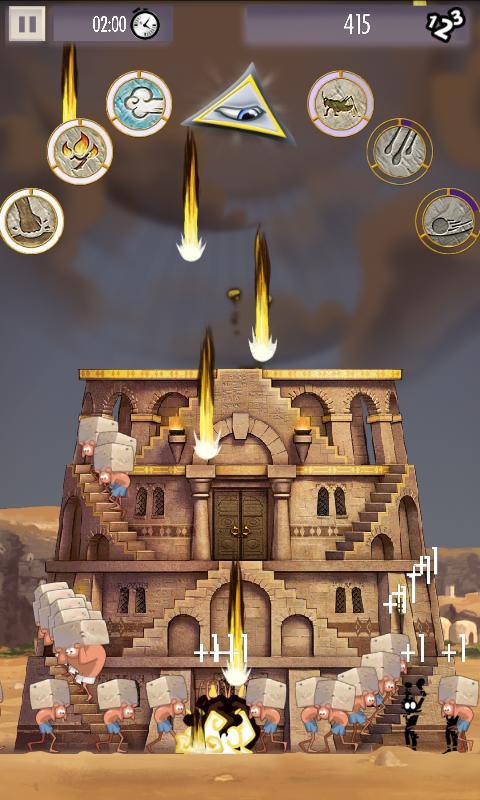 Babel Rising Cataclysm screenshot #3