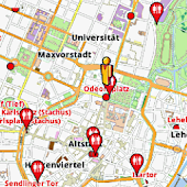 Munich Amenities Map