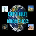 Earth Zoom : Famous Places icon