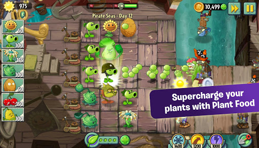 Plants vs. Zombies™ 2 v2.5.1 [Unlimited Coins/Gems/Keys]