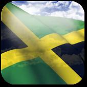 3D Jamaica Flag