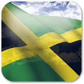 3D Jamaica Flag LWP +