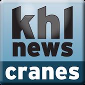 KHL Crane News