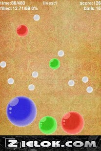 zBalls - bounce ball - screenshot thumbnail