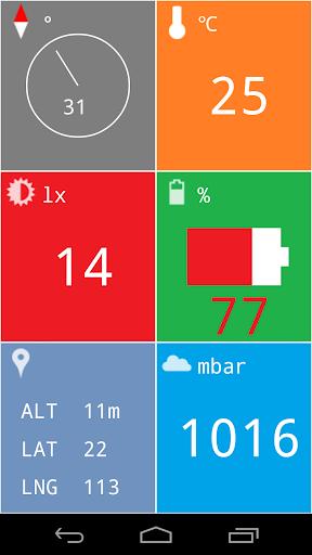 Sensor Tile