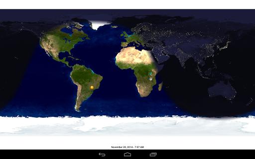 Day & Night Map  screenshots 6
