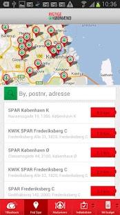 SPAR Danmark - screenshot thumbnail