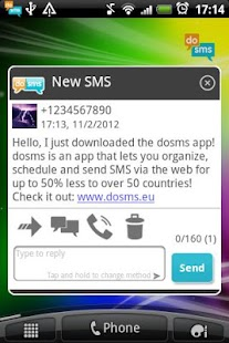 dosms- screenshot thumbnail