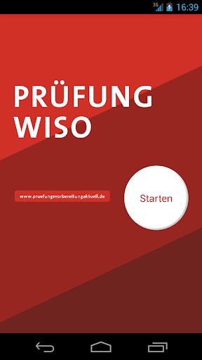 Prüfung WiSo