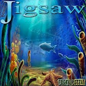 Jigsaw Aquarium Game