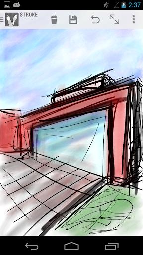 Stroke - Drawing App