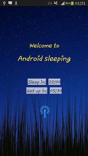 Night Sleeping