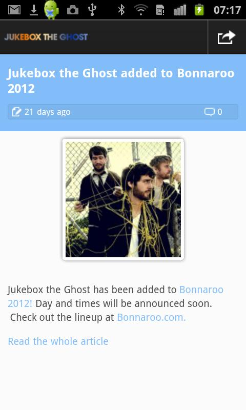 Jukebox The Ghost - screenshot
