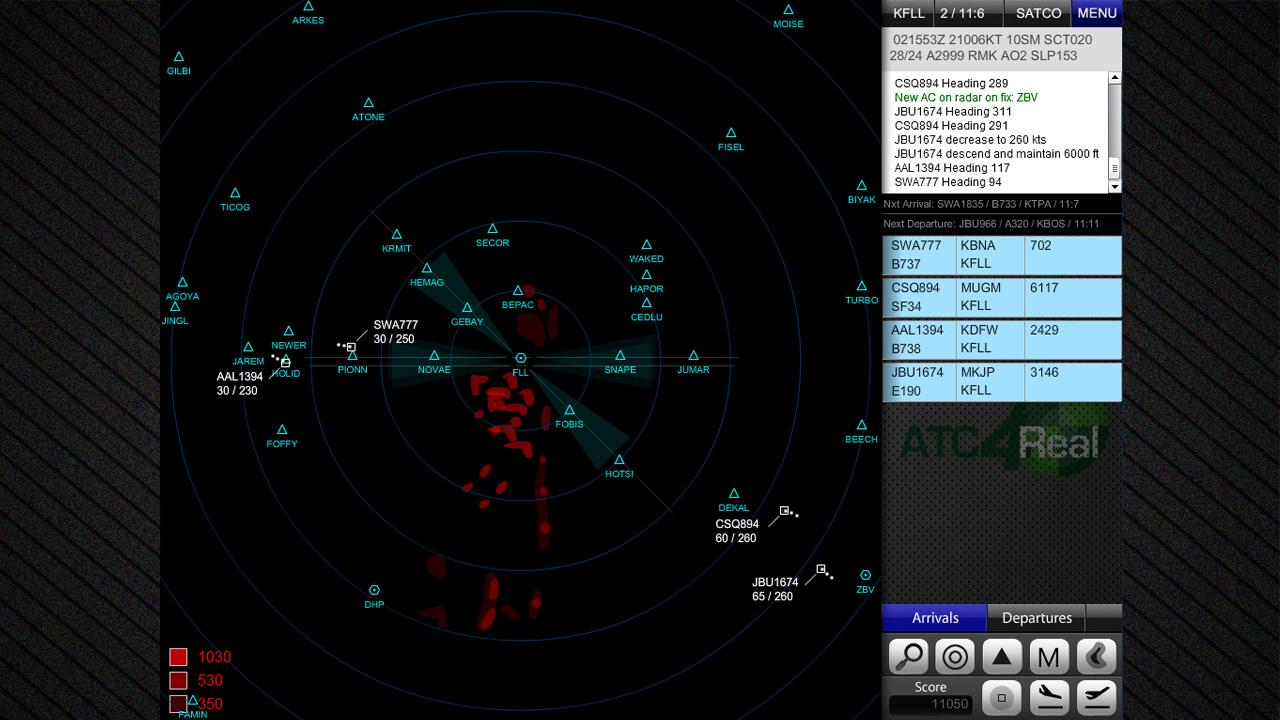 ATC4Real Fort Lauderdale - screenshot