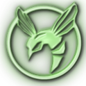 ADWTheme GREEN HORNET logo