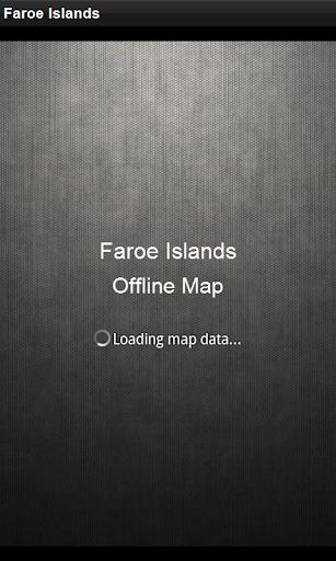 離線地圖 法羅群島