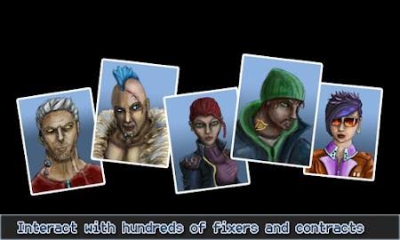 Cyber Knights RPG Screenshot 6