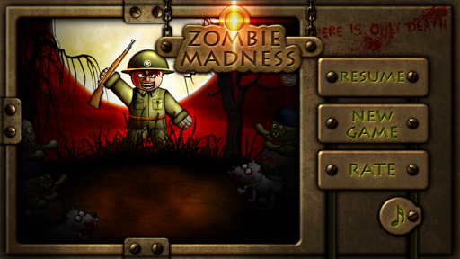 Zombie Madness II poster