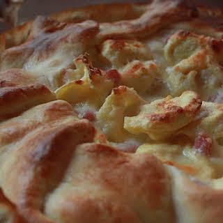 Tortellini Pie.