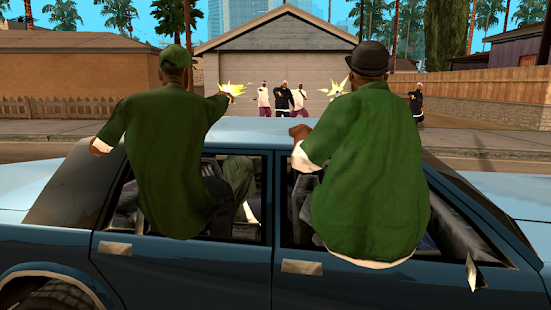 Grand Theft Auto San Andreas Screenshot