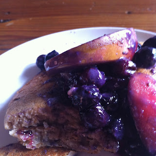 Sprouted Buckwheat Pancakes