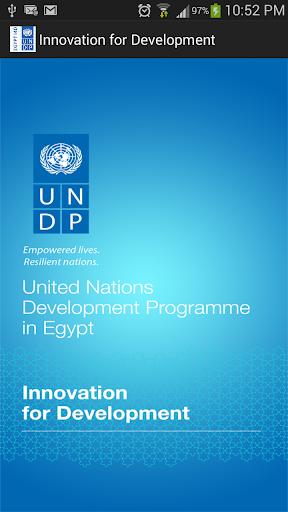 Innovation for Development