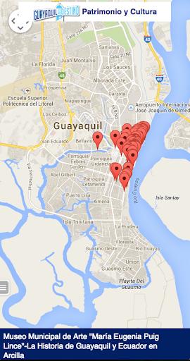 【免費旅遊App】Guayaquil es mi Destino-APP點子