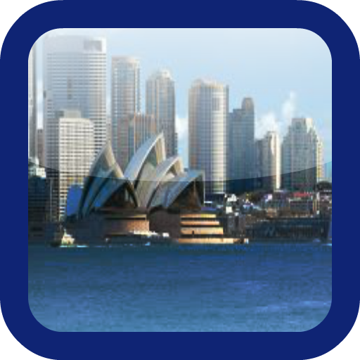 Hotel Booking Australia LOGO-APP點子