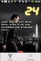 Screenshot of Jack Bauer Facts FREE