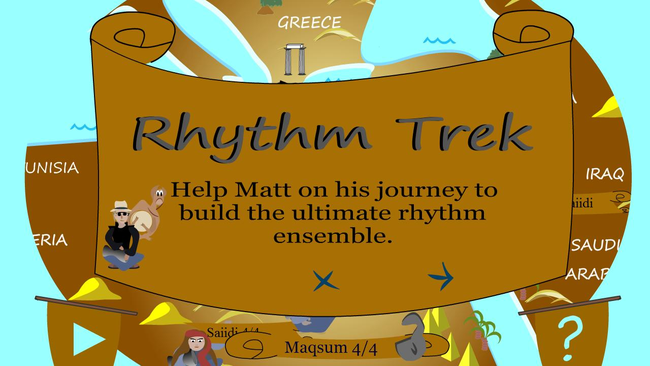 Rhythm Trek Lite- screenshot