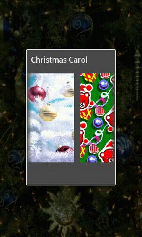 Christmas Carol- screenshot