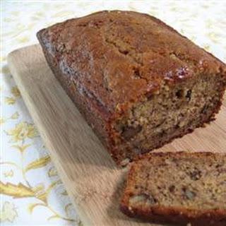 Flax Seed Zucchini Bread