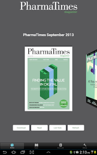 PharmaTimes Magazine- screenshot thumbnail