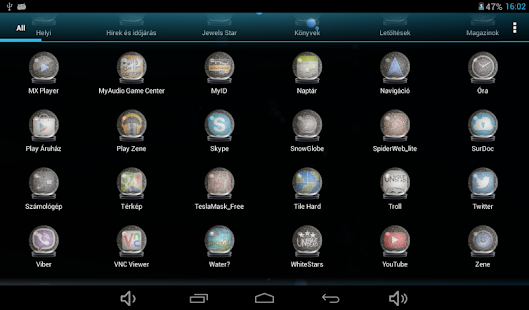 Snow Globe Icon Pack- screenshot thumbnail