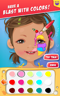 Fab Face Artist - Kids Game
