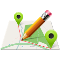 Map Pad GPS Surveys & Measure icon
