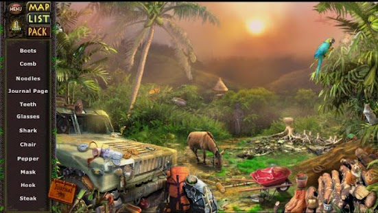 Amazon:Hidden Expedition-Full - screenshot thumbnail