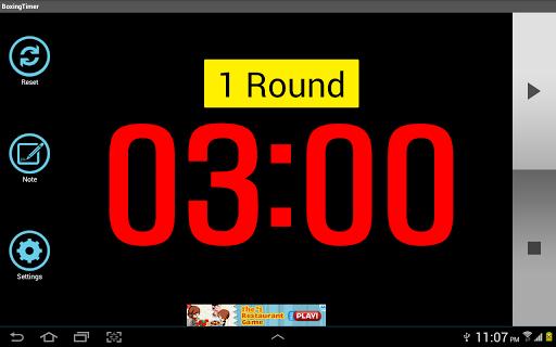 Boxing Timer (Training Timer) 5.4.8 screenshots 10
