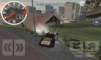 Screenshot of Police Car: Street Driving Sim