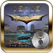 Dark Knight Phone Locker