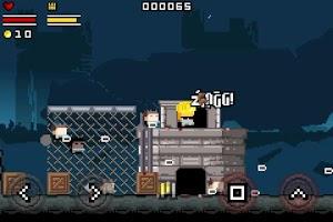 Screenshot of Gunslugs